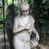 Detail garden in Notting Hill